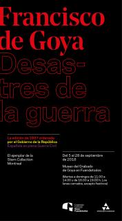 Francisco de Goya. Desastres de la guerra
