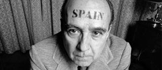 Alberto Shommer, serie Retratos Psicológicos, Doctor Castroviejo — Cortesía del Festival Latitudes