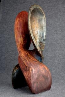 Escultura de Carlos Arminho