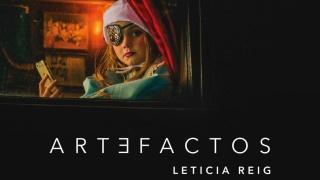 Leticia Reig. Artefactos