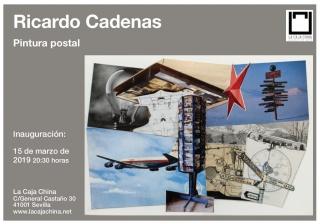 Ricardo Cadenas. Pintura postal