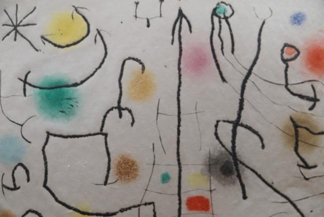 Iliazd & Picasso. Páginas de arte y de vida — Cortesía del Ayuntamiento de Málaga