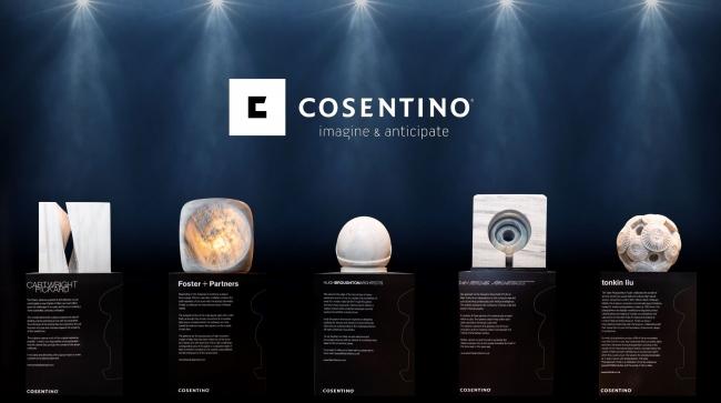 Cosentino - Logo — Cortesía de Madrid Design Festival 20