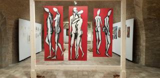 Imanol Bengoetxea, artista — Cortesía del Ayuntamiento de Pamplona