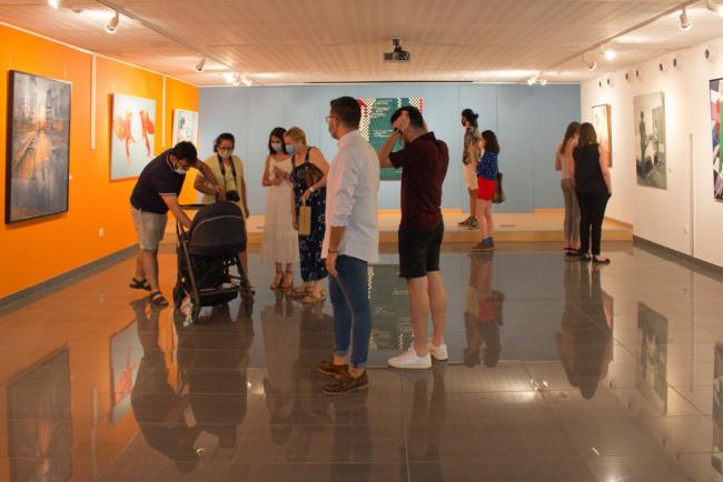 Exposición 23º Premio Nacional de Pintura Fundación Mainel