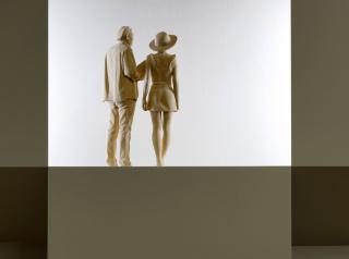 Peter Demetz — Cortesía de la Galería Lucía Mendoza