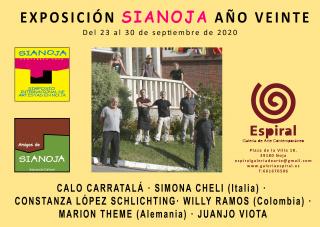 Exposición Sianoja Año 20