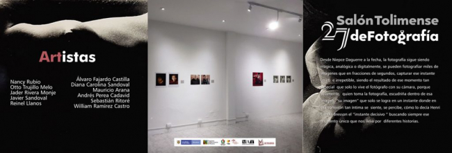 27 Salón Tolimense de Fotografía
