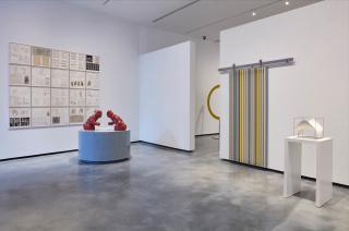 Vista de la exposición — Cortesía de la galería Maisterravalbuena