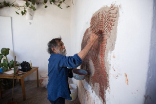 Francisco Toledo. Exposición «Toledo Ve» — Cortesía de Casa de México en España