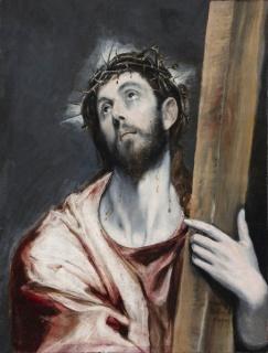 El Greco, Cristo de la Cruz