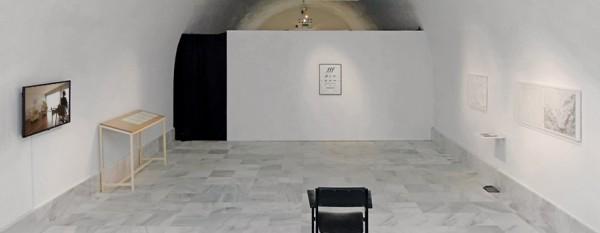 Almudena Lobera, Visionary Instruments exhibition. Space 1. ECCO. Cádiz, Spain