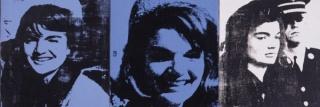 Andy Warhol, Nine Jackies, 1964 (detalhe). Serigrafia sobre tela. The Sonnabend Collection e António Homem. Cortesia Sonnabend Foundation Collection. © The Andy Warhol Foundation for the Visual Arts, Inc, Artists Rights Society, 2016. Source image: photog