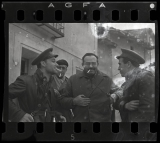 La maleta mexicana. Negativos redescubiertos de la Guerra Civil Española