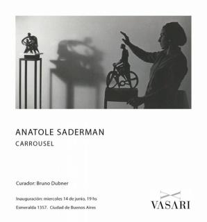 Anatole Saderman. Carrousel