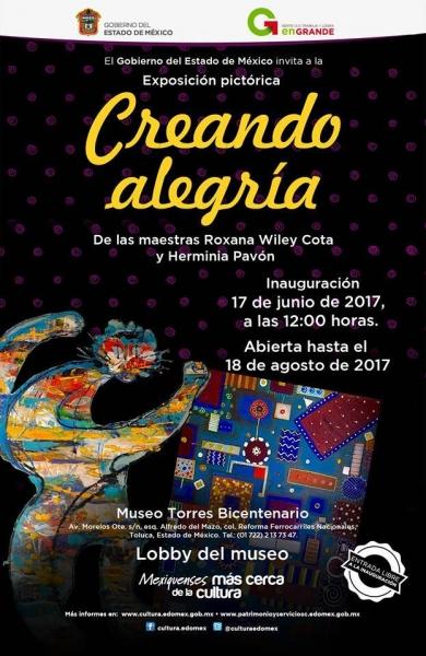 CREANDO ALEGRÍA