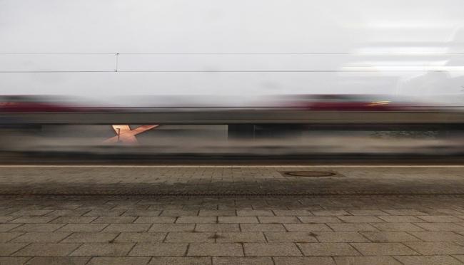Bremen » Hamburg, 2013. 60,5 x 107 cm. Inyección de tinta pigmentada sobre papel de algodón. Pigment on rag paper, inkjet © Thomas Nölle – Cortesía del Museo del Romanticismo