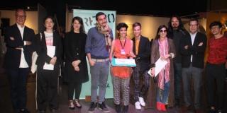 Foto de los ganadores. Cortesía de arteBA