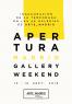 Apertura Madrid Gallery Weekend 2018