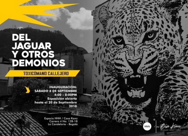 Del jaguar y otros demonios