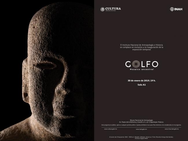 Cortesía Museo Nacional de Antropología
