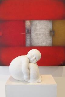 Mariela Garibay & Frank Jensen. Diàlegs — Cortesía de la galería Jordi Barnadas