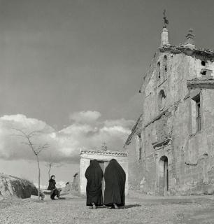 Rodolfo Albasini, Ermita de las Mártires. Huesca, 1933-1936. Fondo Rodolfo Albasini. Fototeca de la Diputación Provincial de Huesca — Cortesía de la Diputación Provincial de Huesca