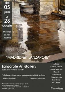 Madrid en Lanzarote