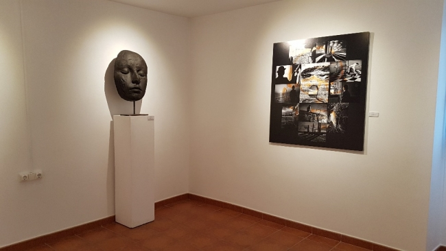 Col·lectiva Contemporània — Cortesía de Abartium galería de arte