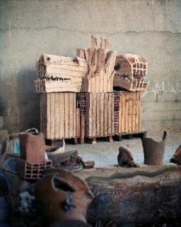 Miquel Barceló. Taller de cerámica de Miquel Barceló, Vilafranca de Bonany, Mallorca, octubre 2019 © Foto: François Halard, 2019 © Miquel Barceló, VEGAP, Málaga, 2019