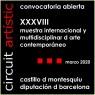 CIRCUIT ARTISTIC - XXXVIII MUESTRA - MONTESQUIU
