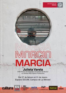 Julieta Varela. Marcia - Cartel