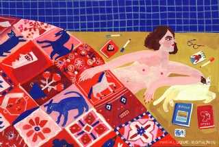 María Luque — Cortesía de la Galería Mar Dulce