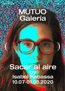 Isabel Rabassa. Sacar al aire