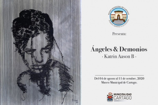 Katrin Aason B. Ángeles & Demonios