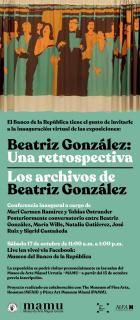 Los archivos de Beatriz González