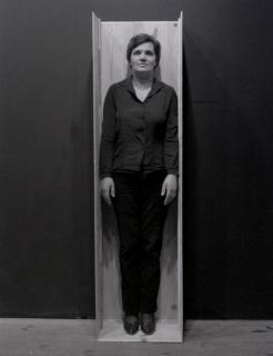 Túlia Saldanha. Umahora VI — Cortesía del Centro de Arte Contemporânea Graça Morais
