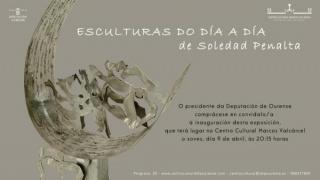 Soledad Penalta, Esculturas del dia a día