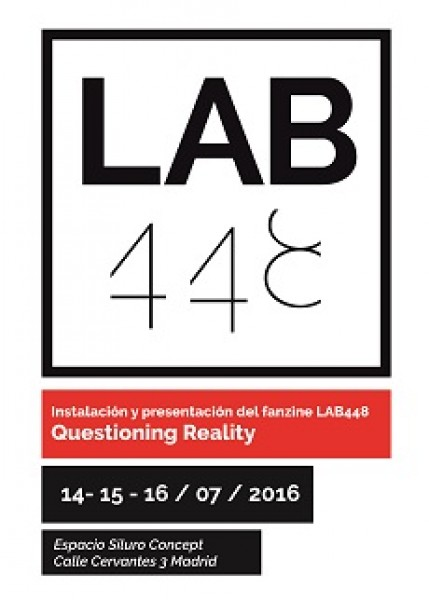 Lab448 Questioning Reality