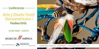 Arte y diseño textil iberoamericano