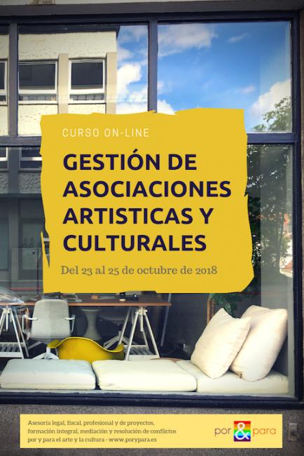 Curso_gestion_asociaciones_artisticas_culturales_Eva_Moraga_Porypara