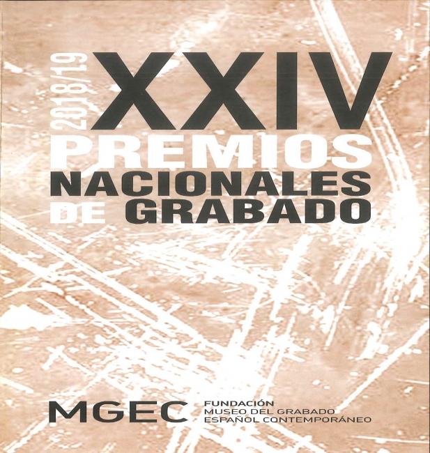 XXIV Premios Nacionales de Grabado