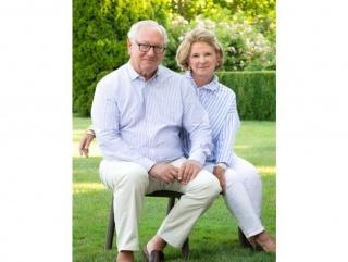 Daniel y Estrellita B. Brodsky — Cortesía de la Fundación Callia