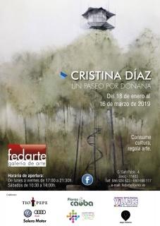 Cartel Un paseo por Doñana