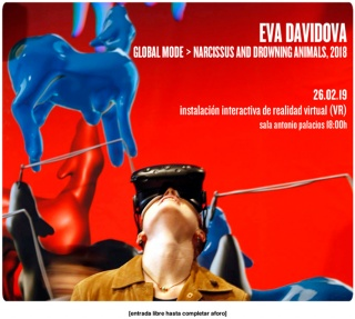 Eva Davidova. Global Mode: Narcissus and Drowning Animals