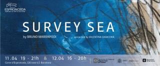 Bruno Marrapodi. Sea Survey