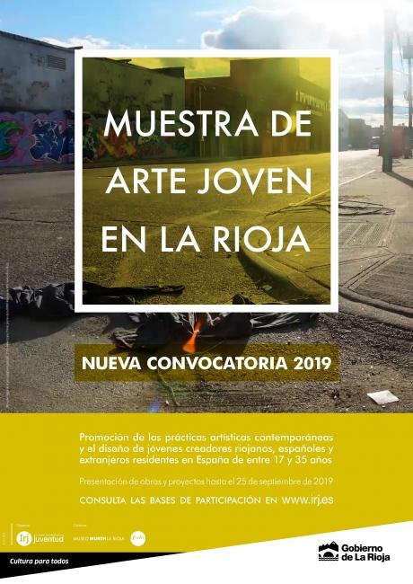 XXXV Muestra de Arte Joven en La Rioja 2019