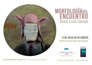 José Luis Serzo. Morfogía del Encuentro