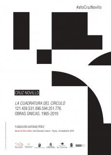 Cruz Novillo - La cuadratura del círculo, 121.439.531.096.594.251.776 obras únicas. 1965-2019