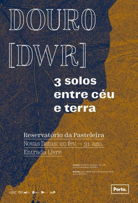 Douro [DWR] três solos entre céu e terra